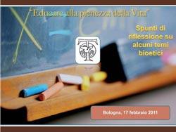 Educare alla pienezza della vita | ilcantico.fratejacopa.net