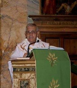 Meeting di Fraternità. Assisi, Chiesa Nuova - P. G. Polidoro presiede l'Eucaristia | ilcantico.fratejacopa.net