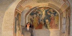Meeting di Fraternità. Suor Claudia ci ha guidato nel Monastero di S. Anna in Foligno | ilcantico.fratejacopa.net