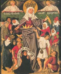 S. Elisabetta d'Ungheria | ilcantico.fratejacopa.net
