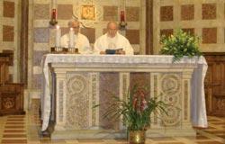 Basilica di S. Francesco - La Celebrazione Eucaristica d'apertura del Capitolo   ilcantico.fratejacopa.net