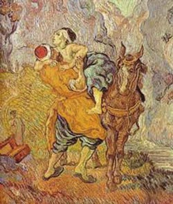 "Van Gogh ""Il buon samaritano"""