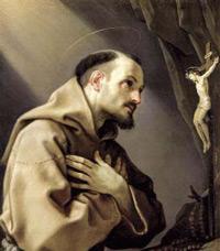 Guido Reni, S. Francesco in preghiera, XVII sec. | ilcantico.fratejacopa.net